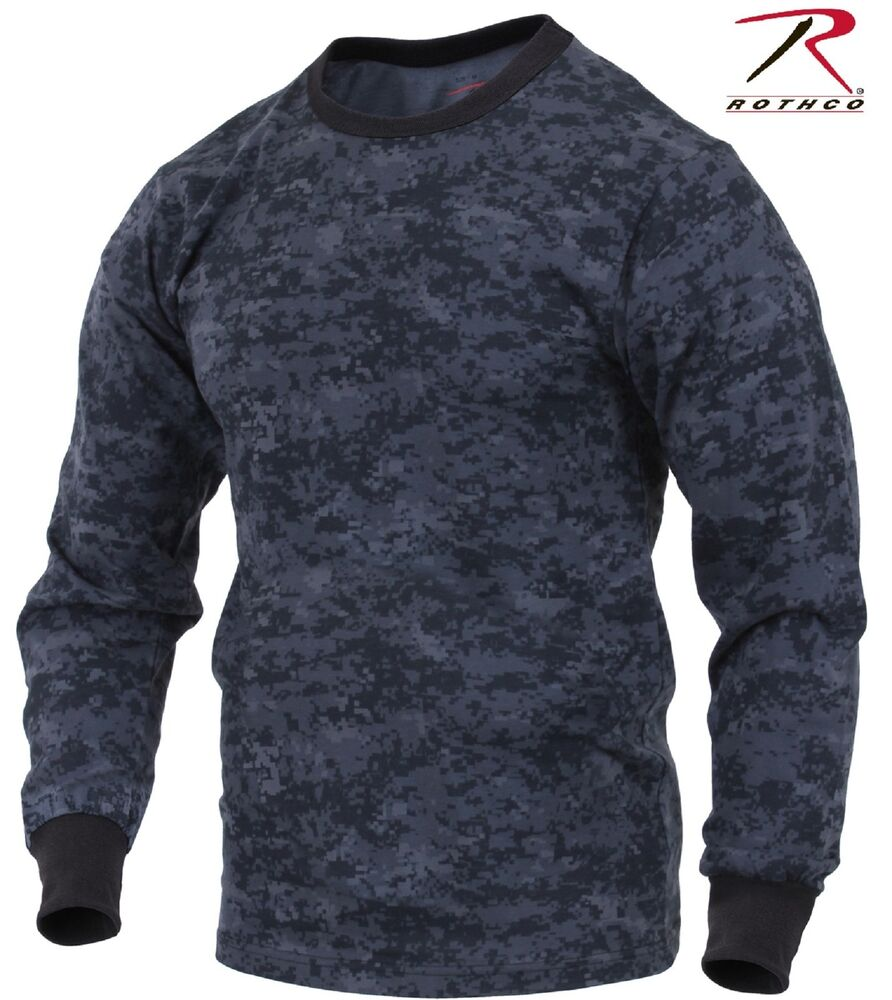 Long Sleeve T Shirt Men