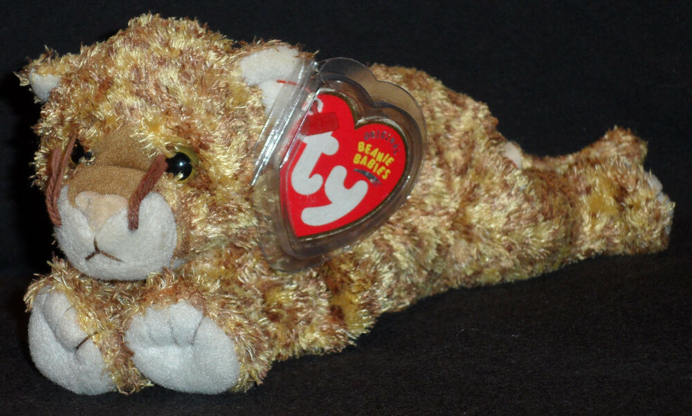 Details about TY DOTSON the JAGUAR BEANIE BABY - MINT with MINT TAG c1e2018315b