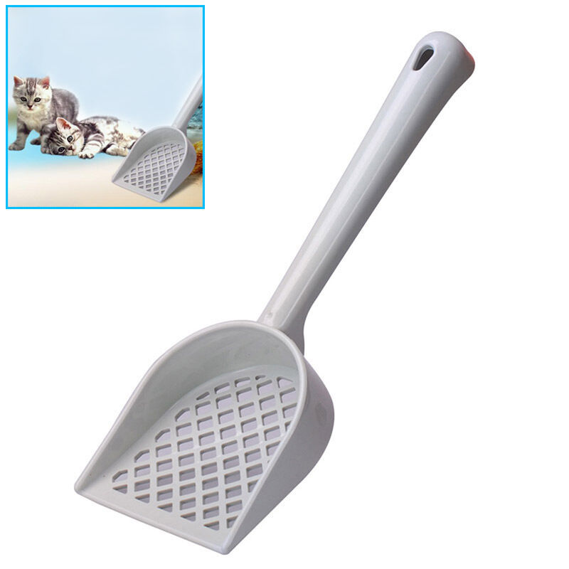 Cleaning Cat Litter Scoop
