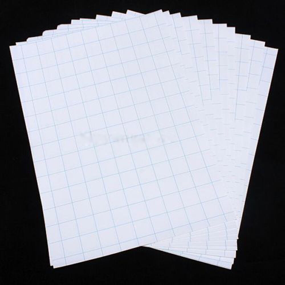 10pcs t shirt print iron on heat transfer paper sheets for for Iron on shirt paper
