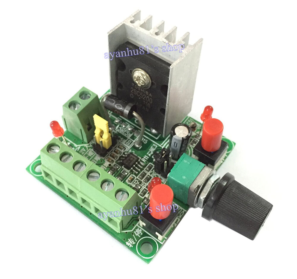 Simple Stepper Motor Controller Free Download Control Circuit Diagram Driver Pwm Pulse Signal Generator Speed At