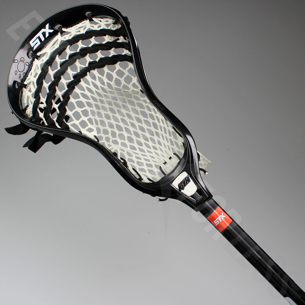 NEW STX K18 U Complete Mens Attack Lacrosse LAX Stick ...
