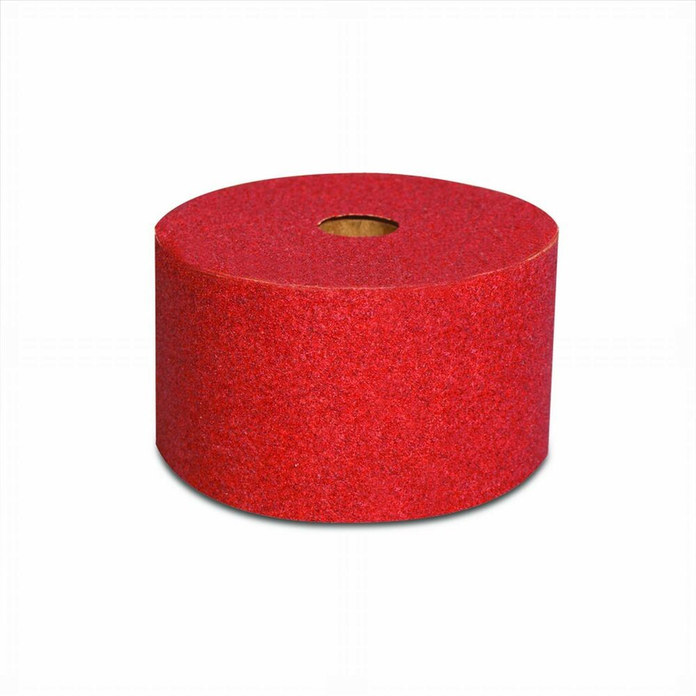 3m 220 Grit Red Stick It Sandpaper Continuous Sheet Roll