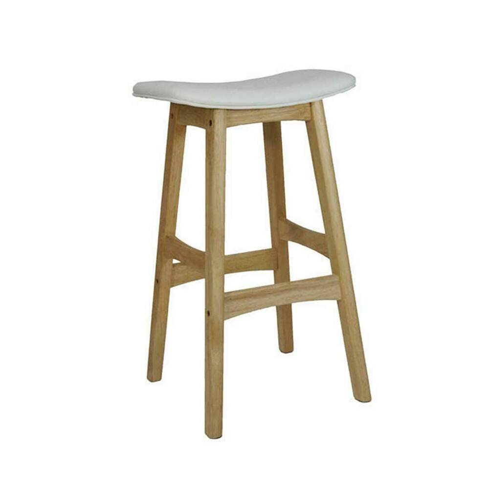 Kitchen Bar Timber Gangnam Stool Wooden Cafe Stools