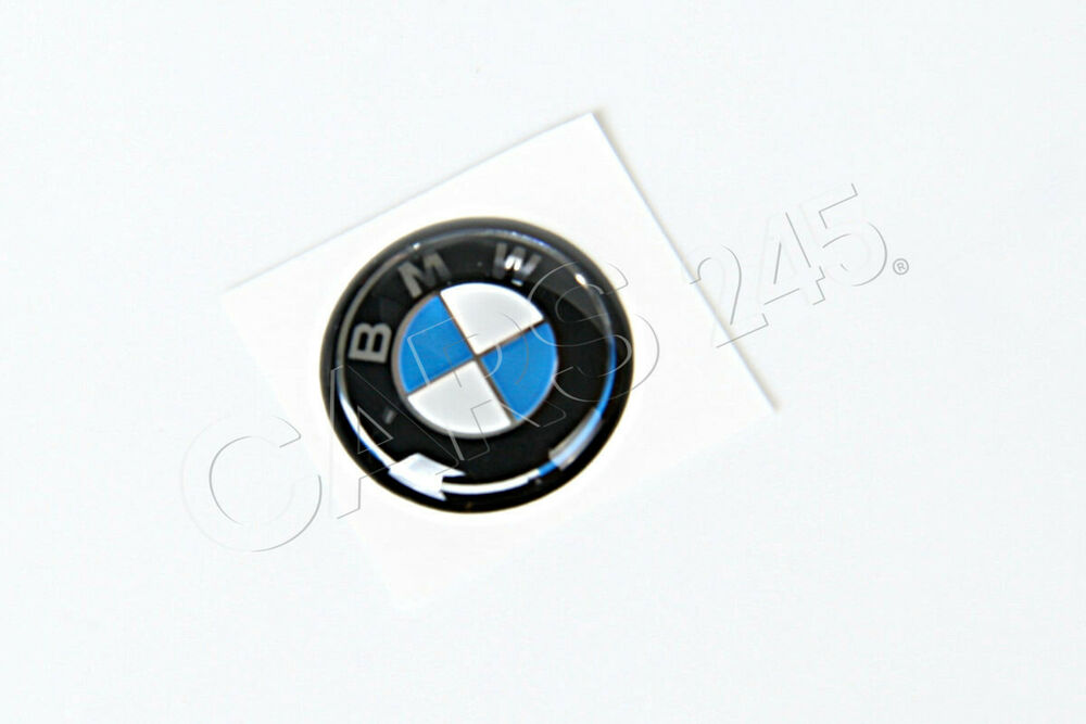genuine bmw e46 cabrio compact coupe sedan key emblem 11mm. Black Bedroom Furniture Sets. Home Design Ideas