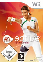 EA Sports Active: Personal Trainer (Nintendo Wii)
