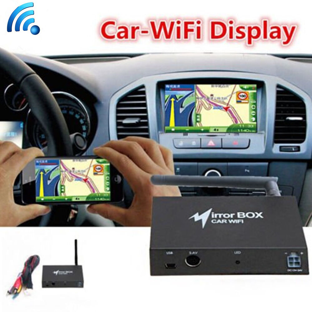 Wifi mirabox iphone android miracast dlna airplay screen for Ebay motors app android
