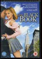 LITTLE BLACK BOOK / Brittany Murphy / New R2 DVD / Free P&P