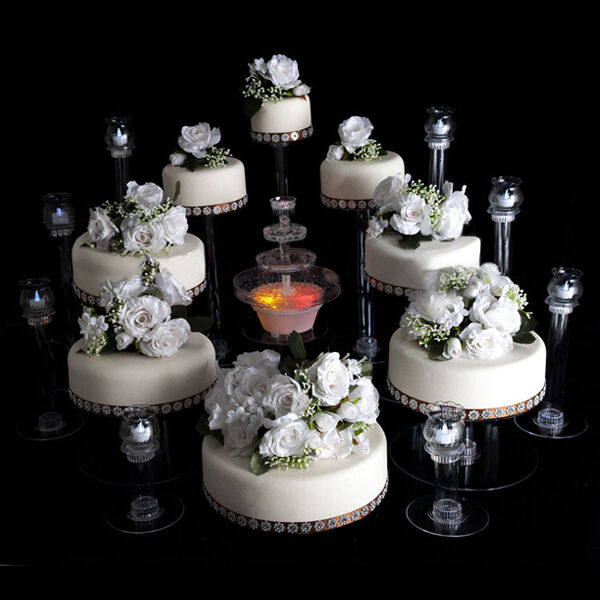 wedding cake stands ebay lovely 8 tier cake stand ebay 8764