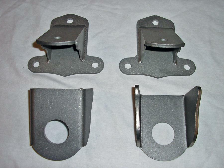 Small Engine Mounting Brackets : Ford model a w small block chevy engine sbc