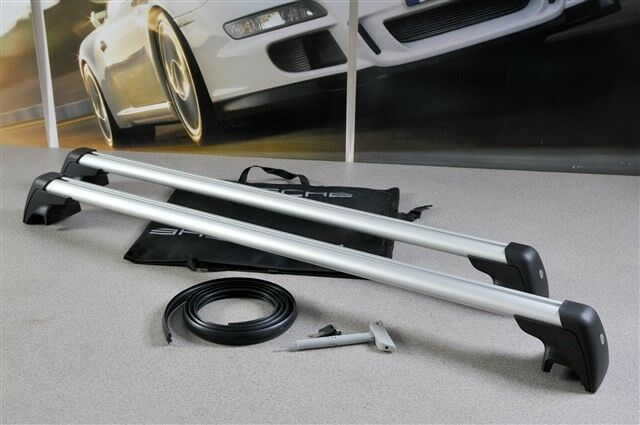 Porsche Oem 11 16 Cayenne Roof Rack Luggage Carrier