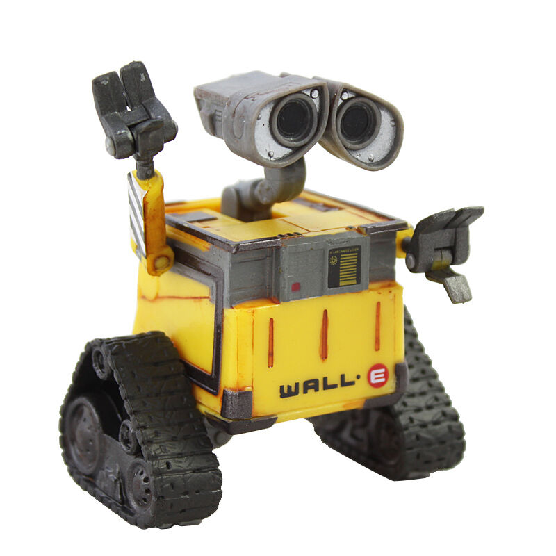 disney pixar wall e mini action figure do older robot. Black Bedroom Furniture Sets. Home Design Ideas