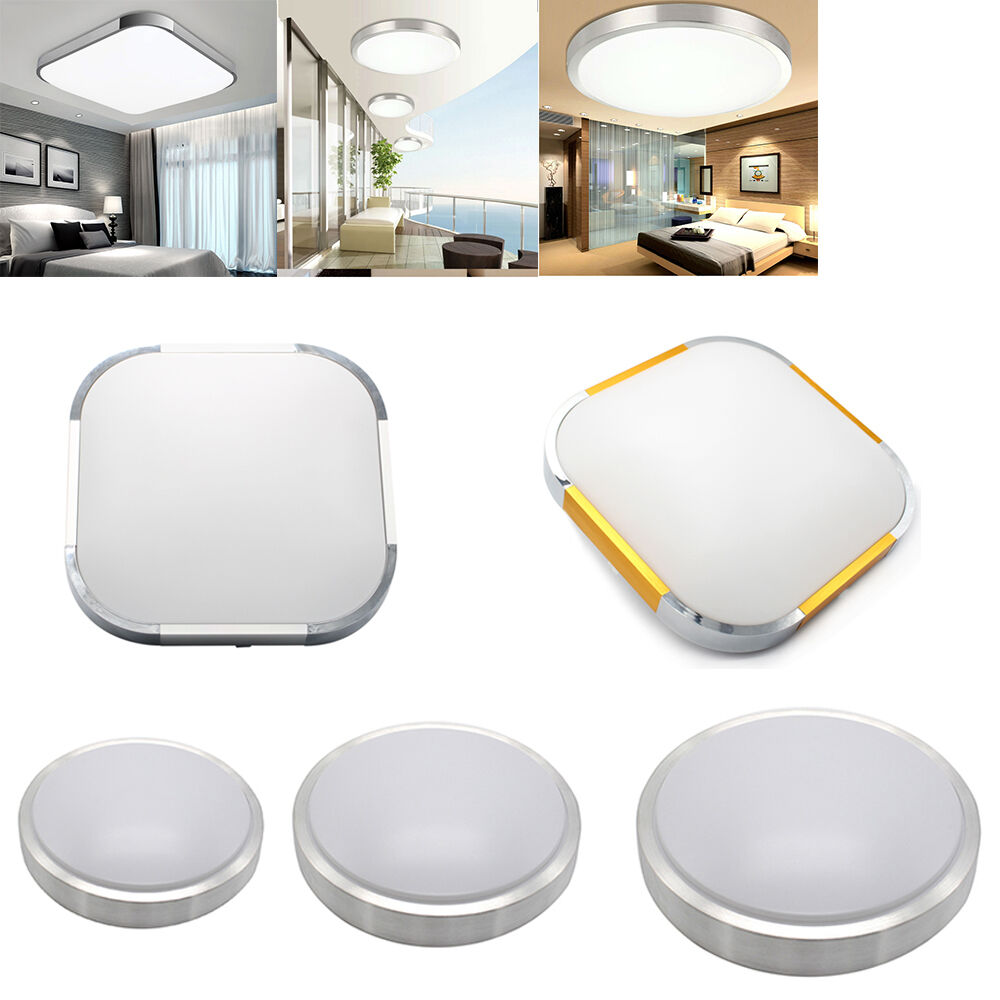 24w 36w 45w led ceiling light lamp living dining room bedroom ceiling