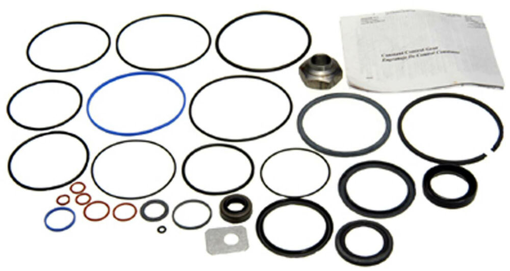 Steering Gear Seal Kit Edelmann 8513