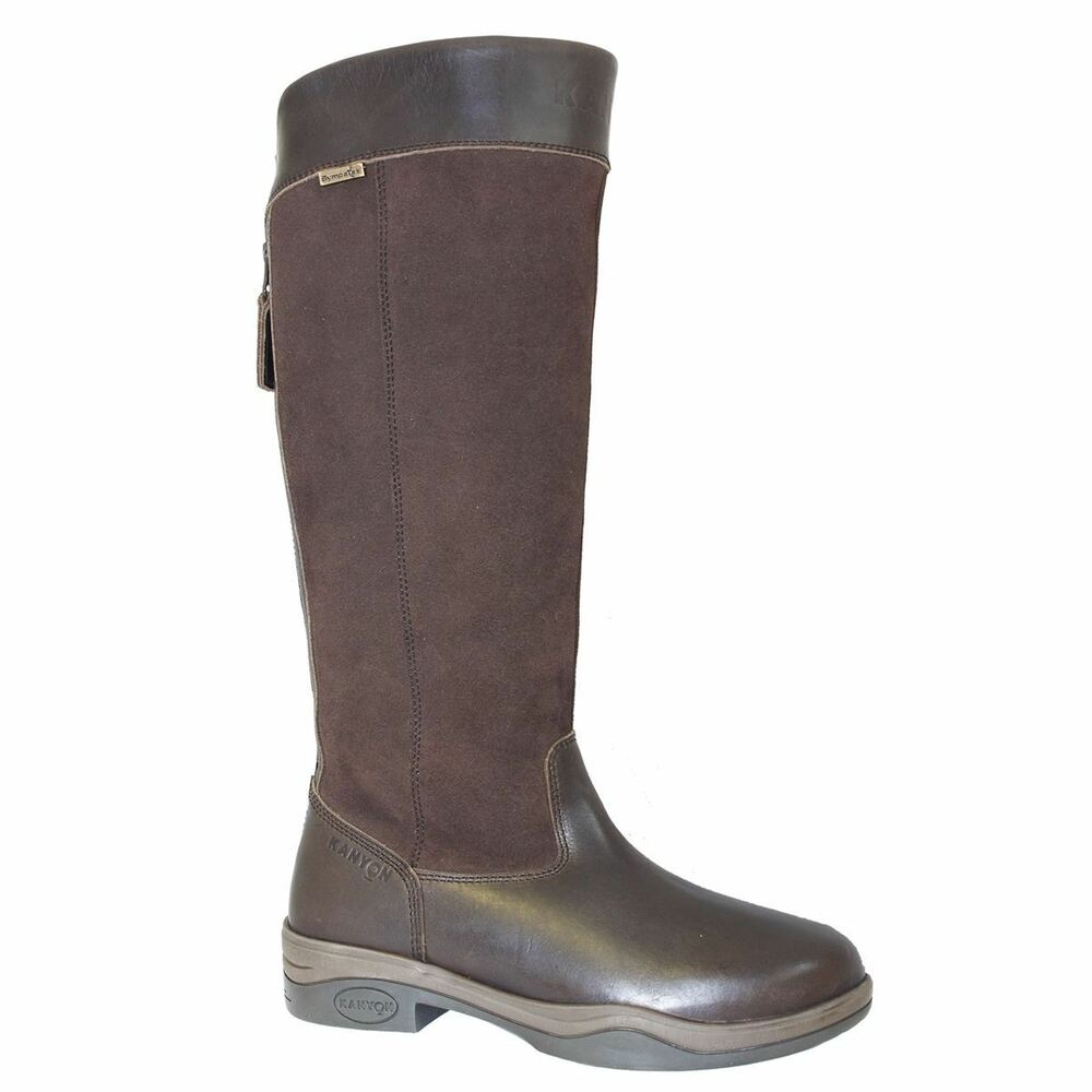 kanyon clydesdale comfortable leather waterproof