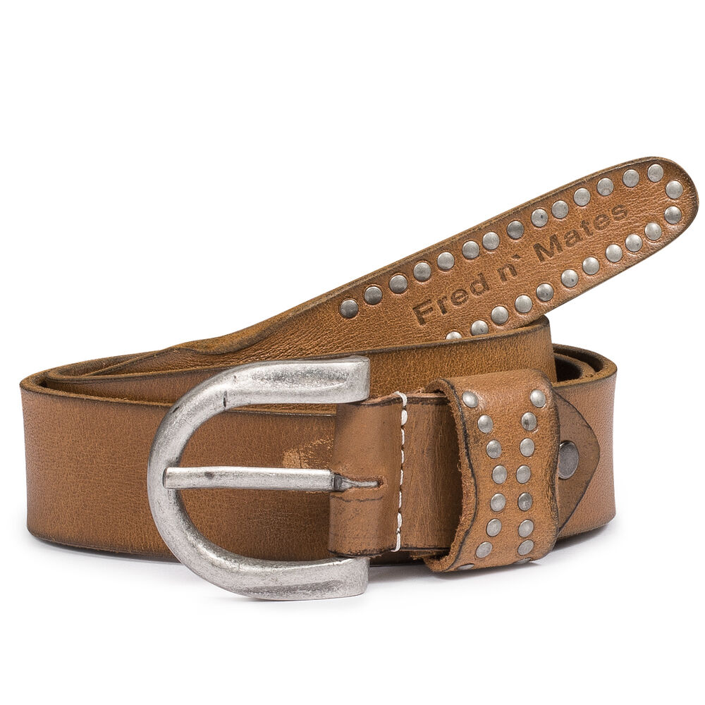 new womens fred n mates mexico genuine leather belt belts