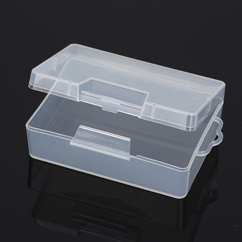 clear plastic transparent with lid storage box collection. Black Bedroom Furniture Sets. Home Design Ideas