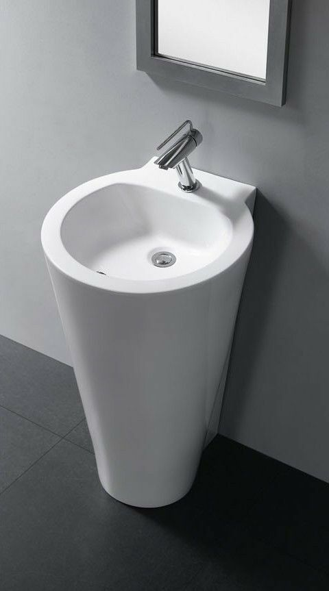 modern sinks for small bathrooms bathroom pedestal sink single pedestal sink modern 23815