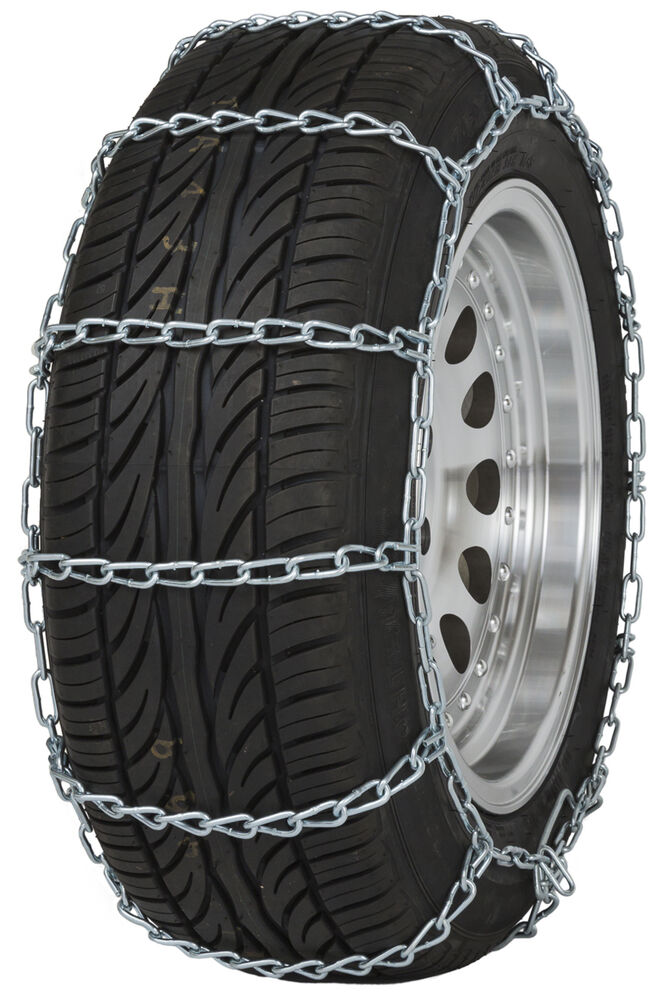 "255/35-18 255/35R18 Tire Chains ""PL"" Link Snow Traction"