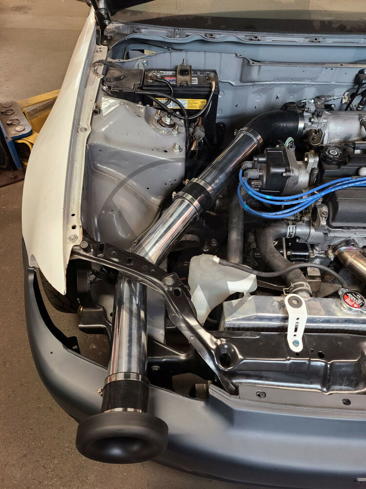 S L on Acura Integra Cold Air Intake