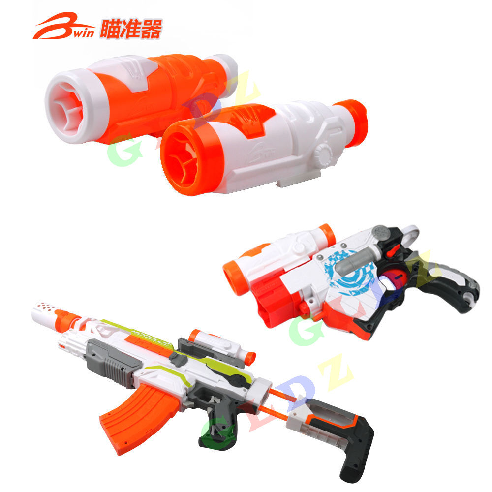 Nerf Gun Gunsight Sight Vane Sighting Accessories for Nerf ...