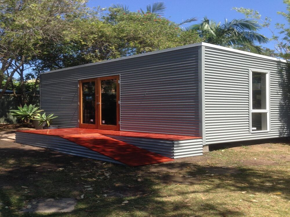 Granny flat / relocatable shed / weekender. | eBay