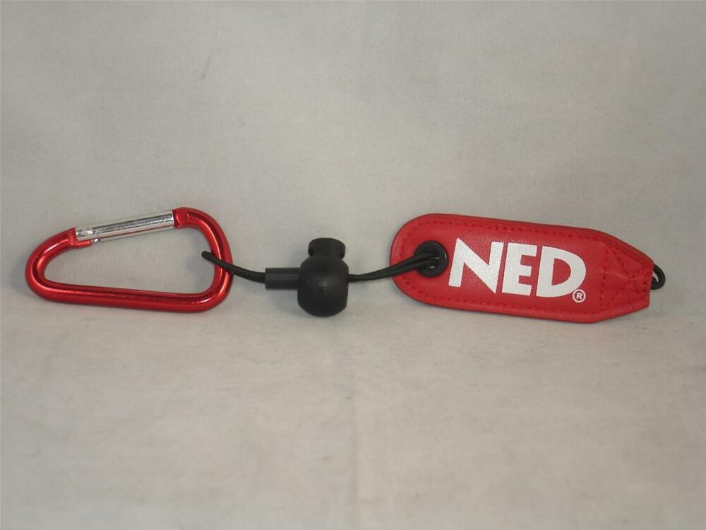 NEW NED YoYo Holster Red Yo-Yo The NED Show | eBay