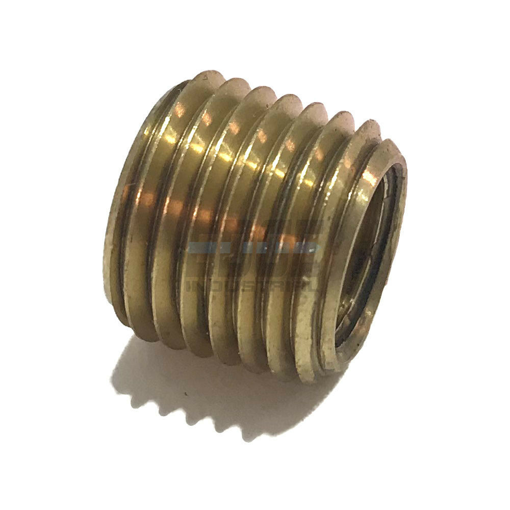 Brass Face Bushing Reducing Npt Threads Pipe Fitting 1 4