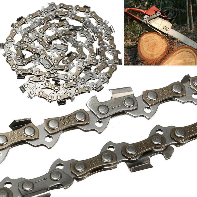 Drive And Chain Link Attachments : Replacement quot drive links universal chainsaw saw