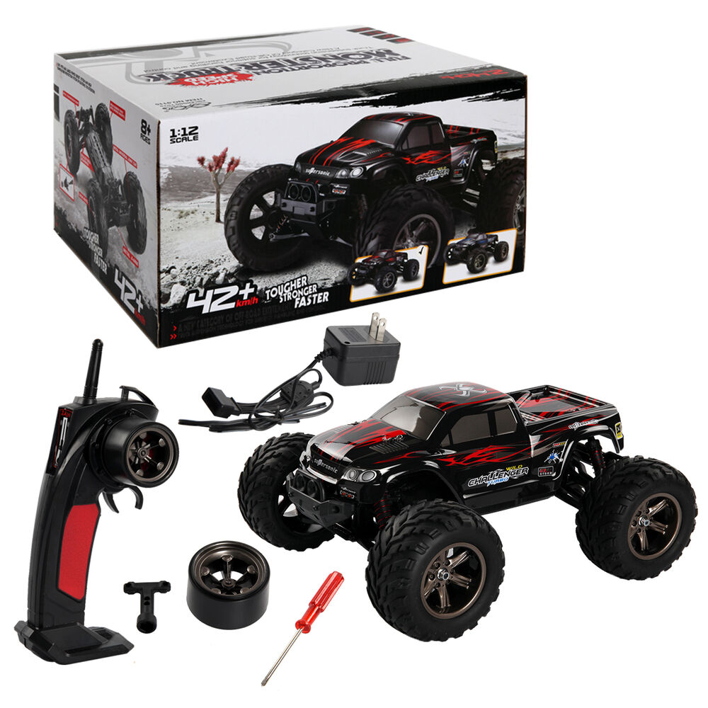 buy rc monster truck with 201715319611 on 152474927019 moreover How To Build Your Own Rock Crawler further 251810846256 in addition 281273750886 as well 9115 112 2 4GHz 2WD Brushed RC Monster Truck RTR P 965765.