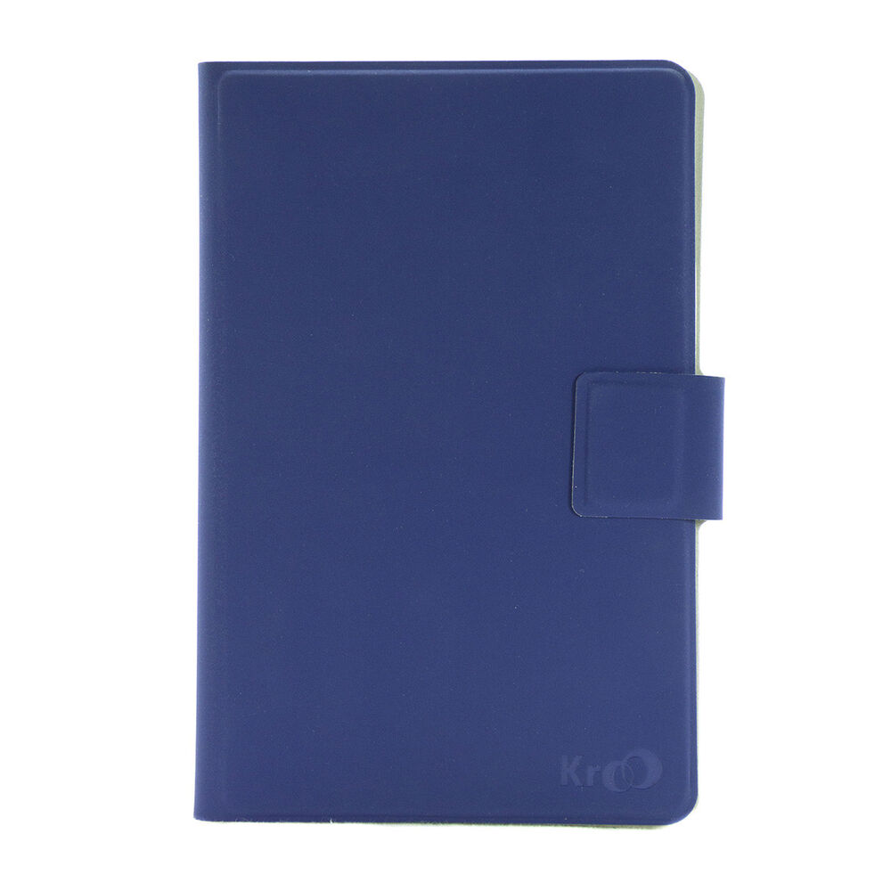 Slim PU Leather Folio Cover Case For Amazon Kindle Fire 7