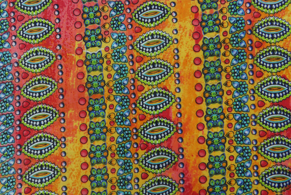 Dressmaking sewing cotton fabric 44 inches abstract for Dressmaking fabric