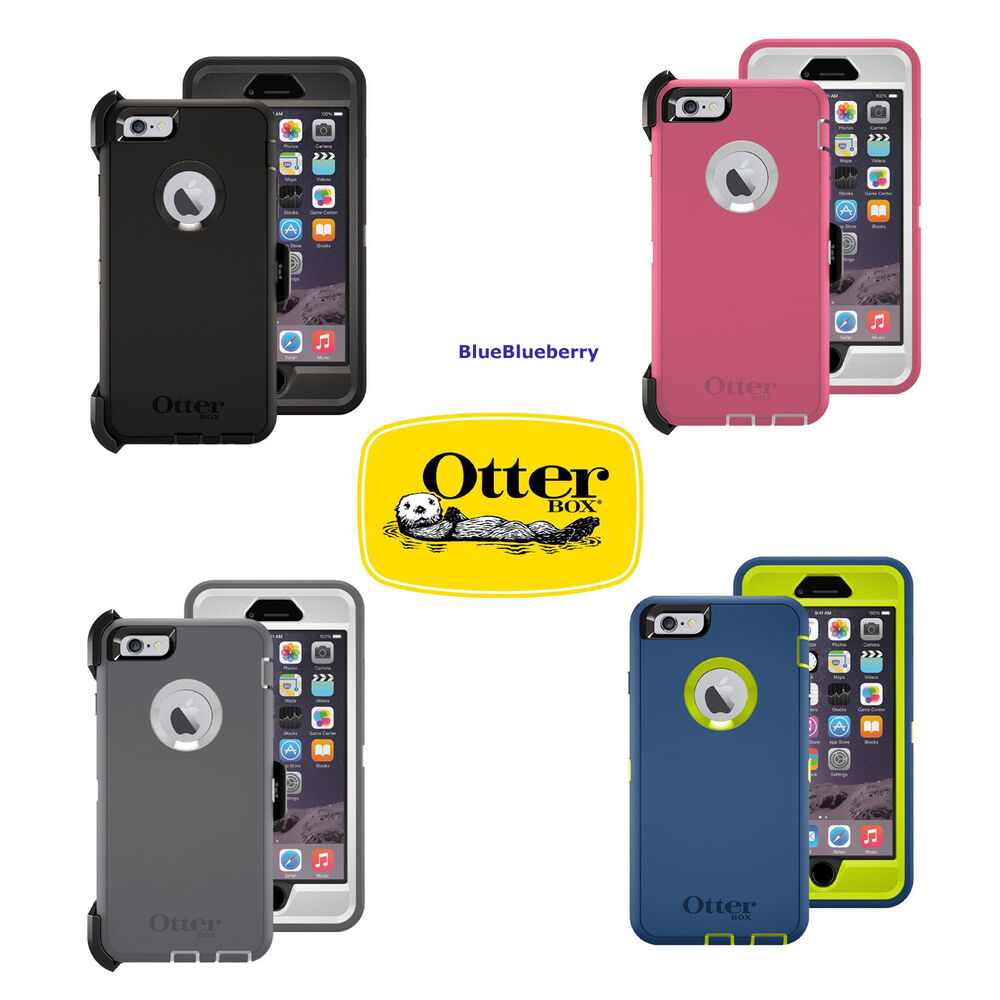 otterbox for iphone 6 new otterbox defender series for apple iphone 6 plus 15811