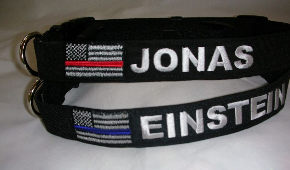 Embroidered Dog Collars Free Shipping