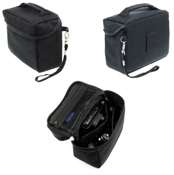 Holdall Accessory Bag Case For GoPro Go Pro Hero 7 6 5 4 3+ 3 2 Action Camera