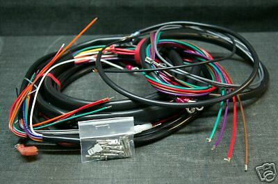 s-l1000 Wiring Harness For Sale on pet harness, alpine stereo harness, oxygen sensor extension harness, electrical harness, radio harness, engine harness, battery harness, nakamichi harness, amp bypass harness, maxi-seal harness, suspension harness, fall protection harness, cable harness, pony harness, dog harness, safety harness, obd0 to obd1 conversion harness,