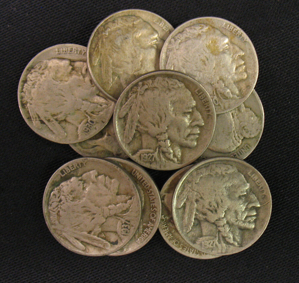 Rare and Expensive 1970 S Jefferson Nickel US Coins Five ... |Rare American Nickels