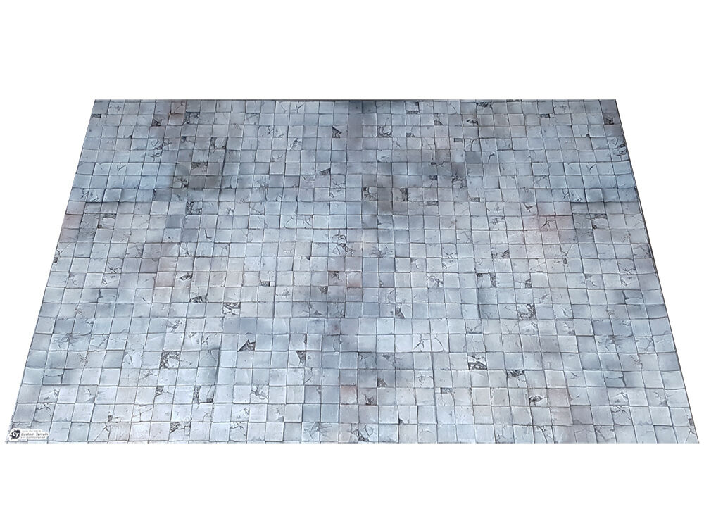 2 X3 Rpg Dungeon Tiles Playmat Gaming Mat Dnd D Amp D