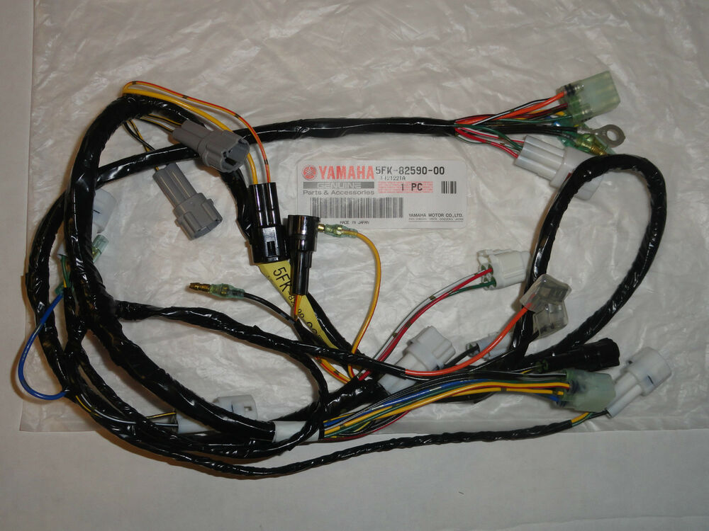 s-l1000 Yamaha Warrior Wiring Harness on