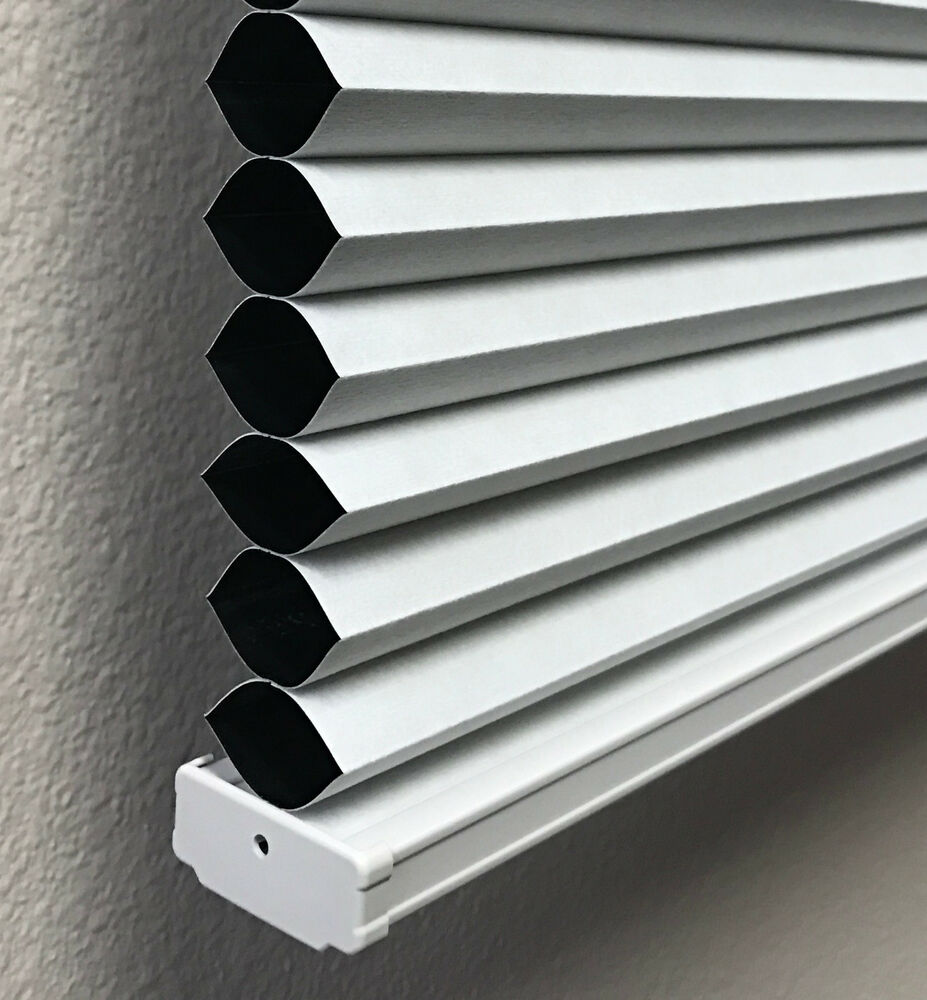 Cordless Room Darkening Cellular Honeycomb Shades Custom