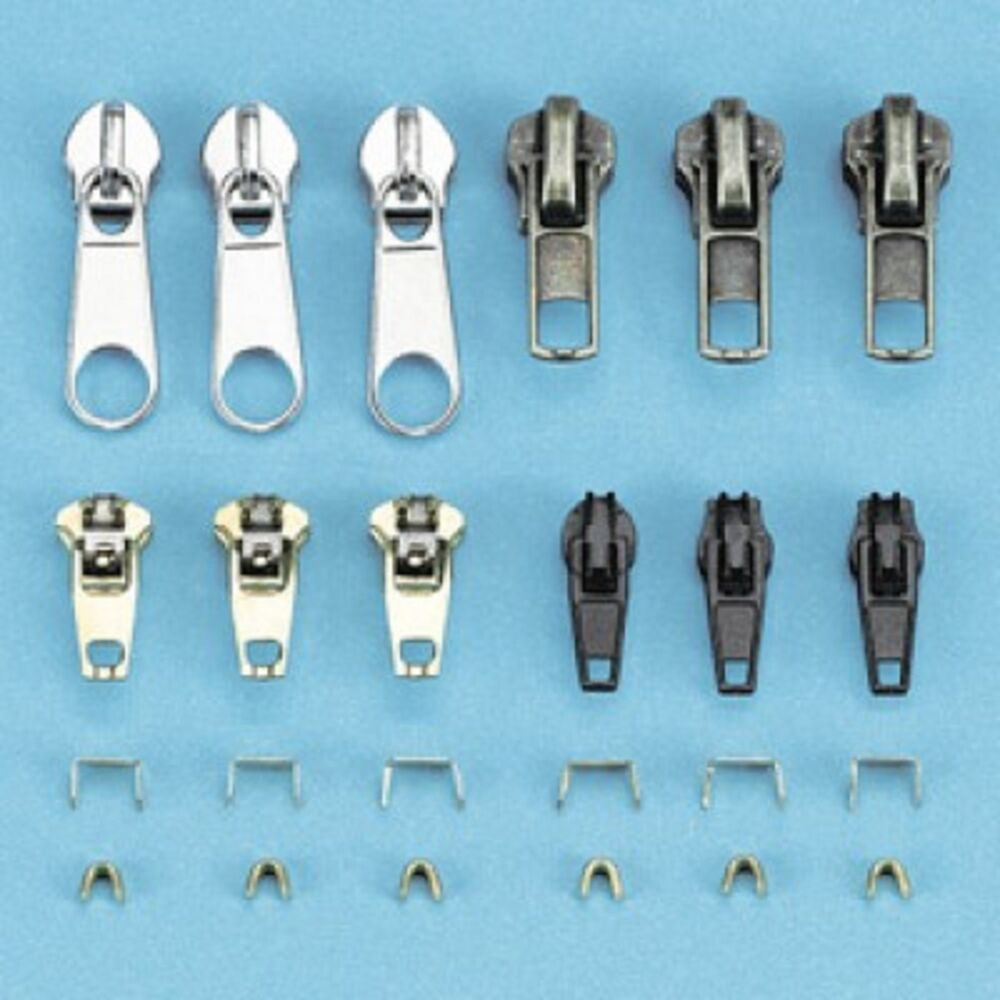 S L on Zipper Slider Replacement Parts