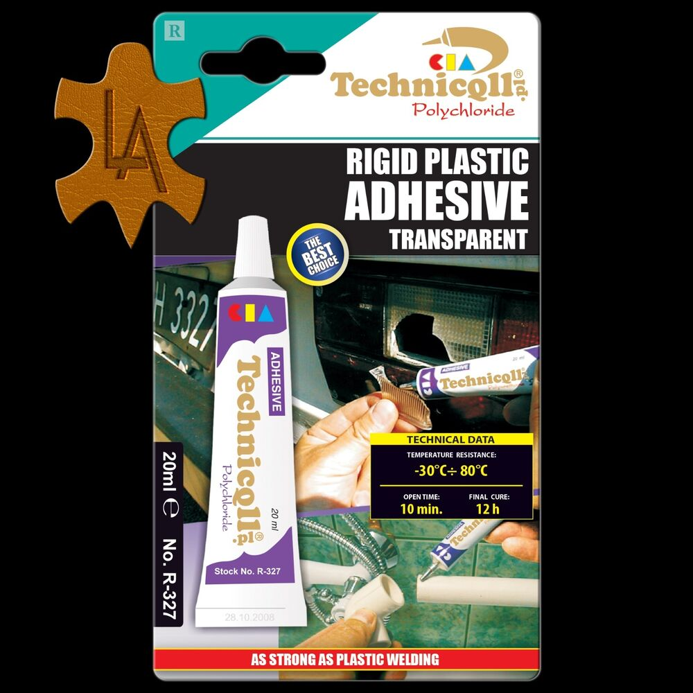 Hard plastic strong adhesive glue for ac cobra ace aceca for How strong is acrylic glass