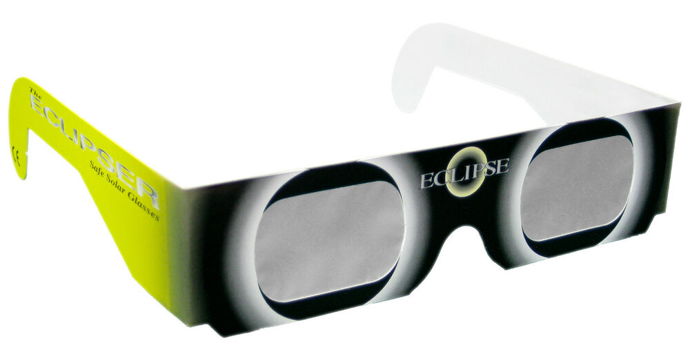 Ce Iso Certified Eclipse Glasses