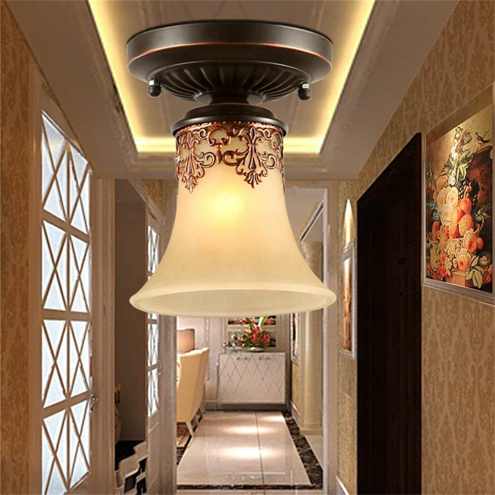 Pendant Lamps Chandeliers: Vintage Chandelier Pendant Lamp Lighting Small Ceiling
