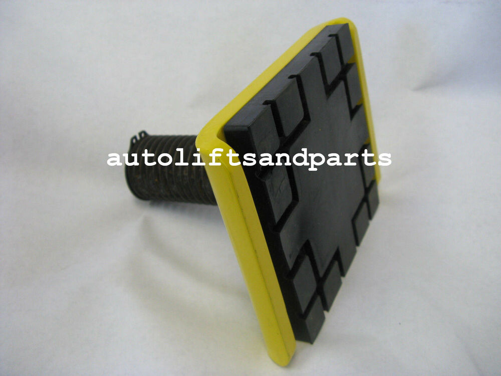 Steel Lift Arm : Steel arm pad adapter for challenger lift a ebay