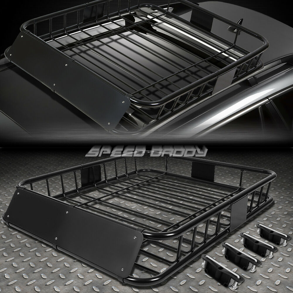 48 Quot X 40 Quot Stainless Roof Rack Top Cargo Luggage Carrier