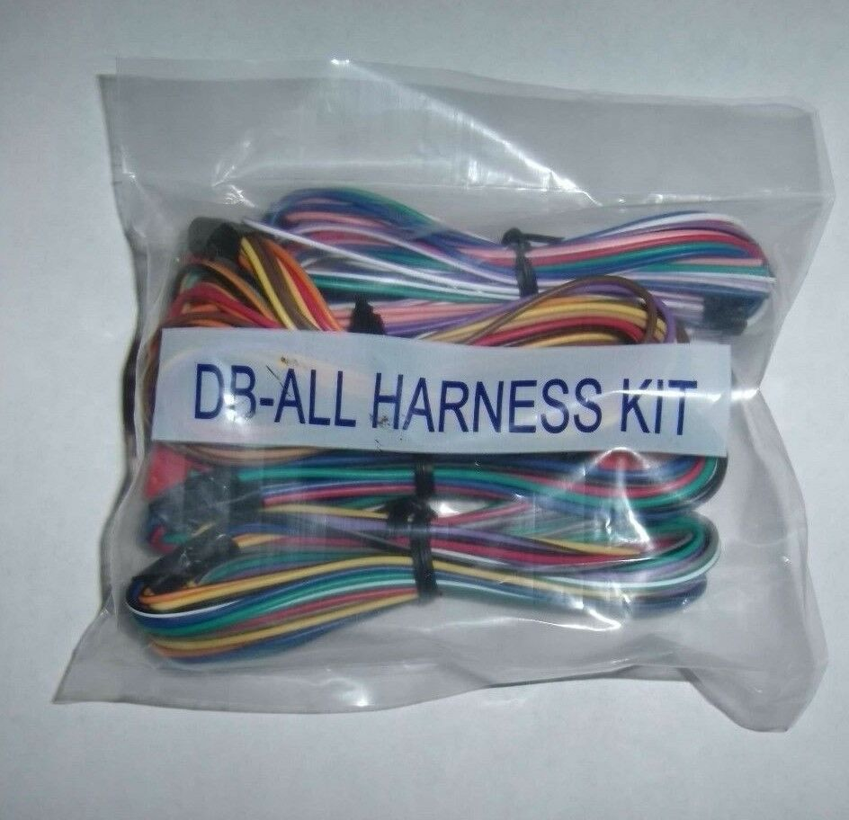 Directed DEI Xpresskit DBALL2 DB3 ALL Wire Harness Plug Kit Pack D2D ...