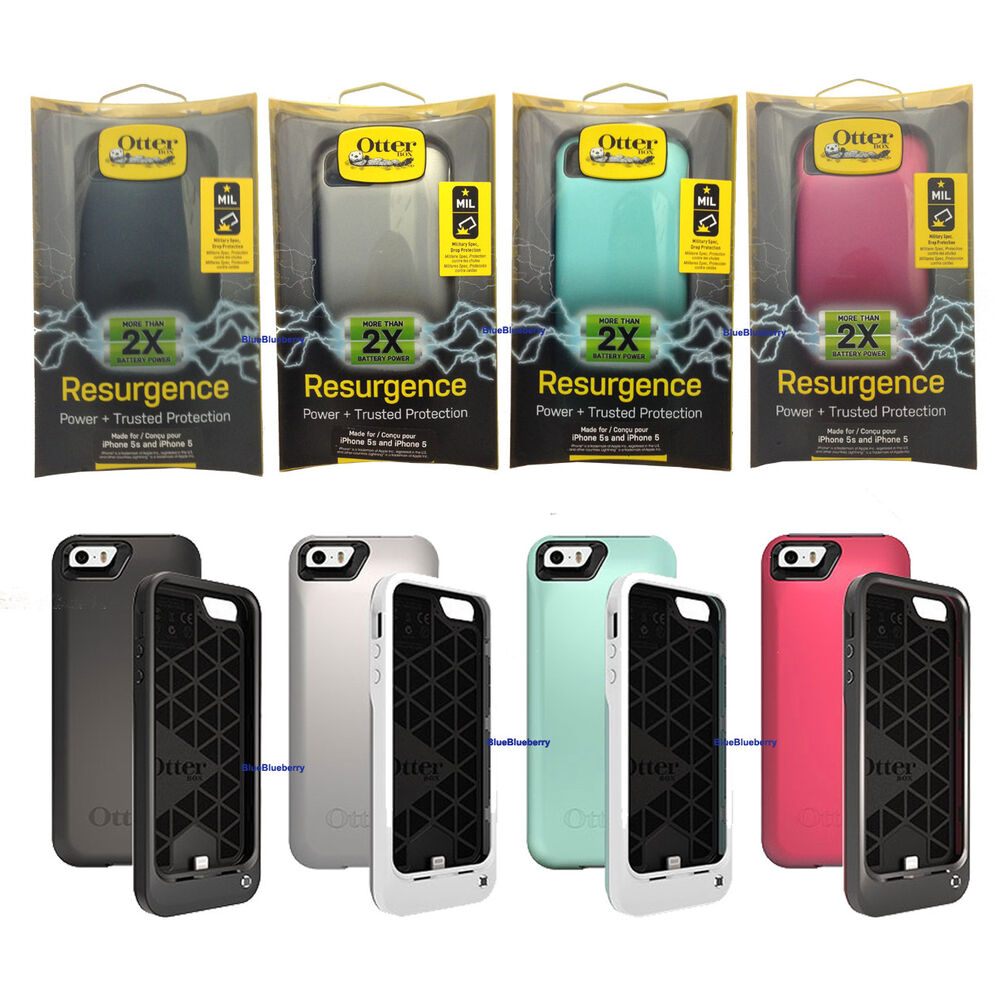 iphone 5 cases ebay otterbox for iphone 5 5s se resurgence battery 14498