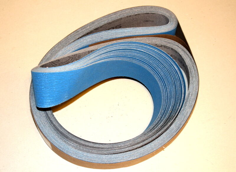 1 In Sanding Belts Ceramic Variety Pack 2 Quot X 72 Quot Ceramic