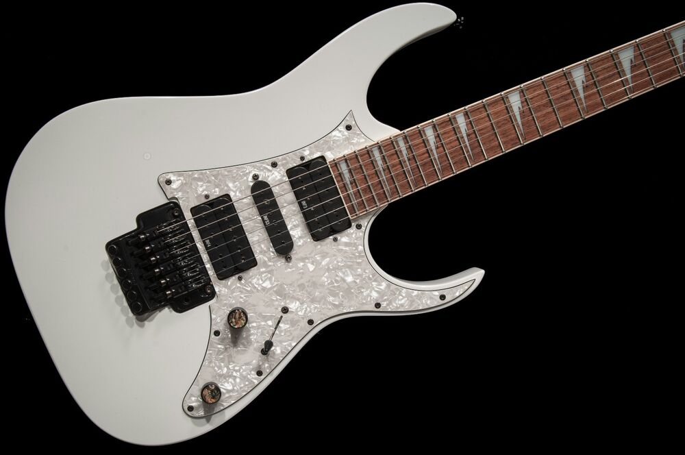 ibanez rg series rg350dx white electric guitar only 606559781010 ebay. Black Bedroom Furniture Sets. Home Design Ideas